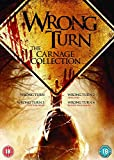Wrong Turn 1-4: The Carnage Collection [DVD] [2003]