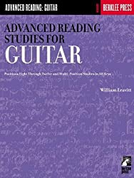 Advanced Reading Studies for Guitar: Guitar Technique (Advanced Reading: Guitar) by Leavitt, William (1986) Paperback