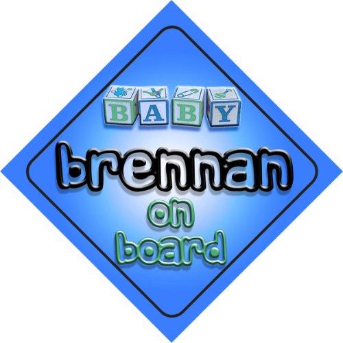 brennan-on-board-baby-boy-auto-a-forma-di-cartello-regalo-per-bambini-e-neonati