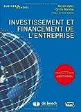 Investissement et financement de l'entreprise...