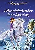 Sternenschweif, Adventskalender, In der Zauberburg: mit bezaubernden Stickern - Linda Chapman