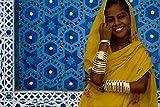 651061 Village Girl Pakistan A4 Photo Poster Print 10x8