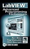 Image de LabVIEW: Advanced Programming Techniques