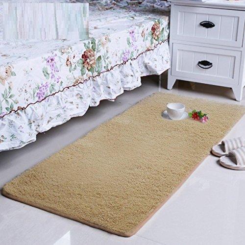 GAOJIAN Tapis de salon Coton Velvet Canapé moderne Couverture de table de thé Tapis à la chambre Rectangulaire Couverture à lit antidérapant 60 * 120Cm , b