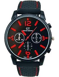 Sunday Relojes Hombre Baratos Sunday Reloje Con Correa Banda De Goma Relojes  Inteligentesrelojes Reloj Mujer 1Pc Moda Masculina… 3bbd10143e30