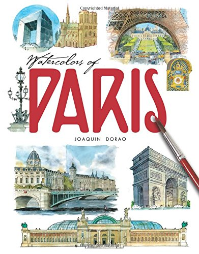 Watercolors of Paris