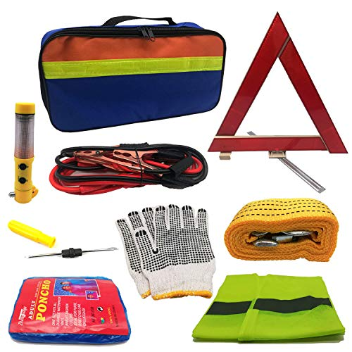 TourKing Kit de Emergencia para Coche