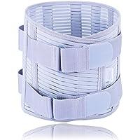 HRRH Rückenstützgürtel Medical Verstellbare Lendenstütze/Unterer Rückengurt Schmerzlinderung Komfortabel Atmungs... preisvergleich bei billige-tabletten.eu