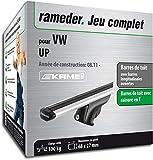Rameder Pack Barres de Toit Barres de Toit Kamei pour VW UP (135345-09734-10-FR)