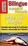 Telecharger Livres Histoire universelle de l infamie suivie de L homme au coin de mur rose (PDF,EPUB,MOBI) gratuits en Francaise