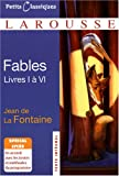 Fables : Livres I à VI