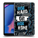 Head Case Designs Ride Hard Or Ride Home Live BMX Coque Dure pour l'arrière...