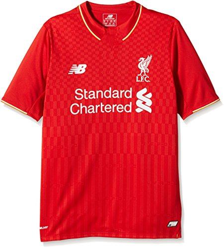 New Balance - Liverpool Boys, Color Red, Talla S