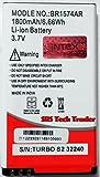 Intex BR1574AR Battery for Intex Turbo D...