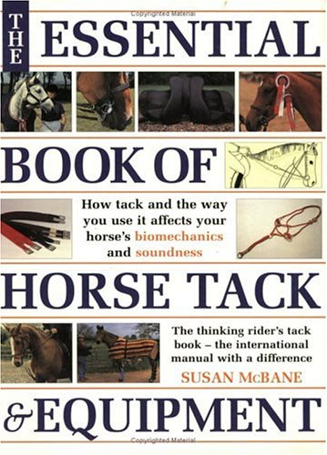The Essential Book of Horse Tack and Equipment por Susan McBane