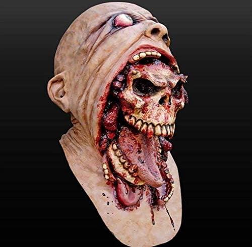 Weekendy Fête d'halloween d'halloween Masque de Mascarade d'halloween Fête Masque de Zombie Sanglant 50010a