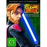 Star Wars: The Clone Wars - Die komplette fünfte Staffel