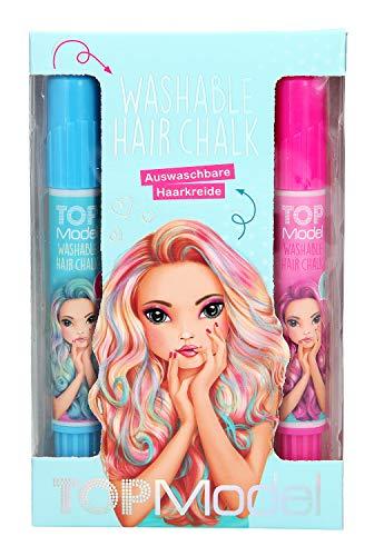 Depesche 10218 - Haarkreidestifte auswaschbar, TopModel, sortiert