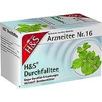H&S Durchfalltee Filterbeutel 20 St preisvergleich bei billige-tabletten.eu