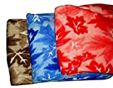 #2: Jubination Designer Warm Fleece Quilt Cover for single bed Quilt/ Rajai (92 x 60 in)