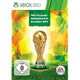 XBox360: FIFA Fussball - Weltmeisterschaft Brasilien 2014 - [Xbox 360]