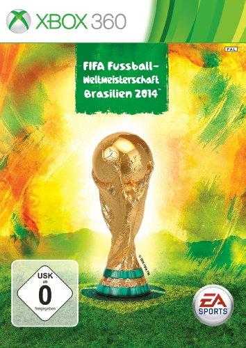 FIFA Fussball - Weltmeisterschaft Brasilien 2014 - [Xbox 360]