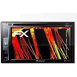 2 x atFoliX Film Protecteur Pioneer AVH-X3700DAB / X3800DAB Écran protecteur - FX-Antireflex-HD Antireflet pour écrans à haute résolution