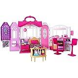 Barbie - Casa de vacaciones portátil (Mattel CHF54)
