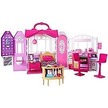 Barbie CHF54 - Glam Casa Vacanze, 3 stanze, 20+ Pezzi