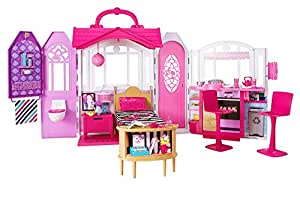 Barbie - CHF54 - Maison de Poupée - Ma Maison à Emporter