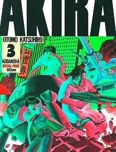 Akira Edition originale Tome 3