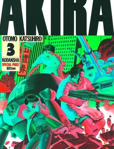 Akira, Tome 3 : par Katsuhiro Otomo