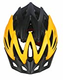 #7: Starburg Polycarbonate Orange Helmet (L)