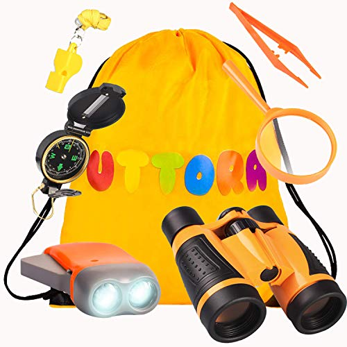 Binoculars Educational Optics Science Kits