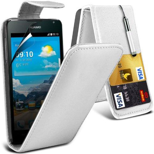 bianco-scheda-di-huawei-y530-protezione-faux-di-credito-debito-cuoio-di-vibrazione-della-cassa-della