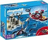 PLAYMOBIL® 5020 - Riesenkrake mit Boot und Insel