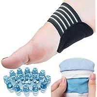 Umfassende Plantarfasziitis, arch, Ferse und Knöchel Unterstützung 5Stück Fuß Massagegerät Plantarfasziitis preisvergleich bei billige-tabletten.eu