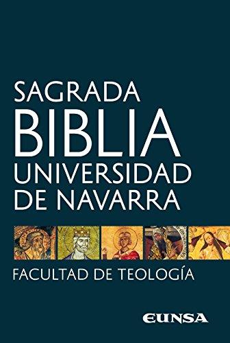 Descargar Libro Sagrada Biblia de Universidad de Navarra