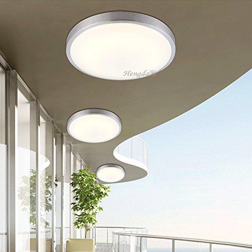Hengda® 15W Led Deckenleuchte Deckenlampe 85V-265V Wohnzimmer Bad