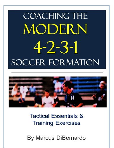 3 Essential Training (Coaching The Modern 4-2-3-1 Soccer Formation: Tactical Essentials & Training Exercises (English Edition))