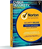 Symantec Norton Security Deluxe Box PL 5 - Desktop - Lizenz NA ROK + WiFi Privacy