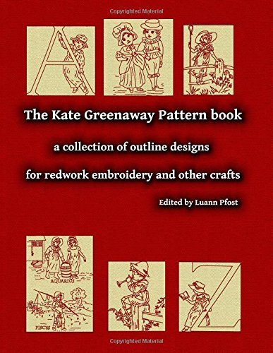 Kate Greenaway Pattern Book Collection