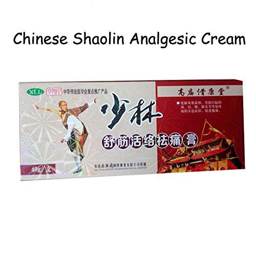 Arthritis-creme (Steellwingsf Chinesische Shaolin Analgetik-Creme, Rückensalbe zur Schmerzlinderung bei rheumatoider Arthritis)