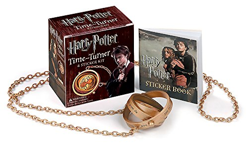 Harry Potter Time Turner Sticker Kit (Miniature Editions)