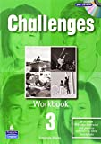 Challenges Workbook 3 and CD-Rom Pack: Pack 3