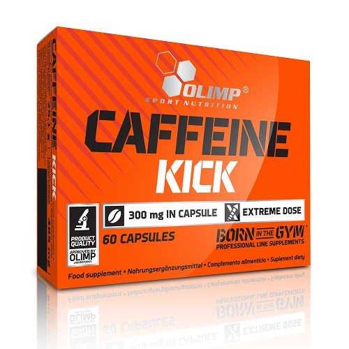 OLIMP Caffeine Kick Blisterpackung 60 Kapseln
