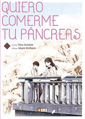 Quiero comerme tu páncreas por Yoru Sumino