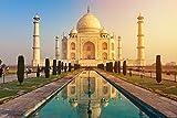 Taj Mahal Palast Indien XXL Wandbild Kunstdruck Foto Poster