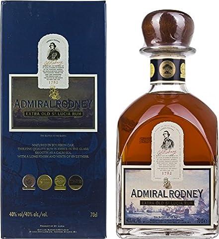 Admiral Rodney Rum, St Lucia Distillers, 70 cl