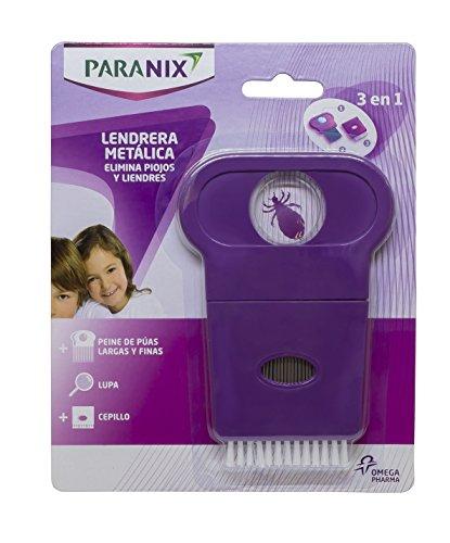 Paranix Lendrera. Tratamiento para Piojos y Liendres - Sin insecticidas - 1 unidad